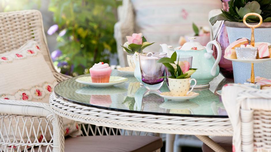 Tea Parties and Tiny Marshmallows