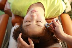 小児鍼での美容