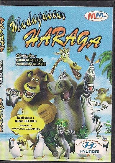 MADAGASCAR HARAGA