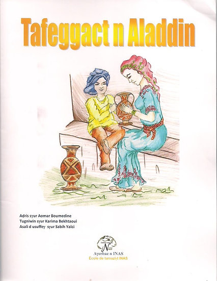 Tafeggact n Aladdin
