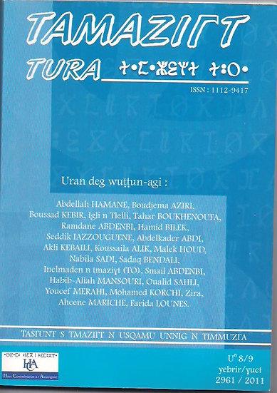 Tamaziɣt tura
