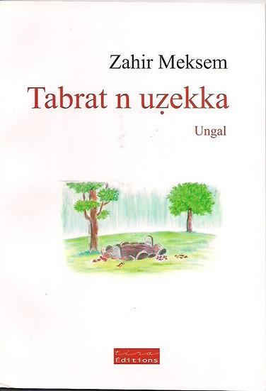 Tabrat n uẓekka   (ungal)