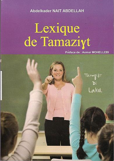 Lexique de Tamaziɣt