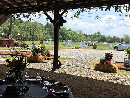 Look outside barn.JPG