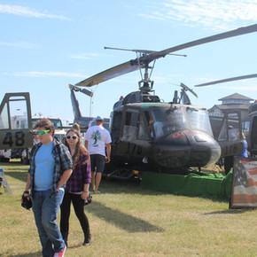 Military Aircraft Display