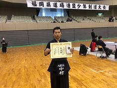 20201205道場連盟個人男子準優勝.JPG