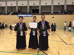 20190623剣聖旗 団体中学B準優勝.JPG