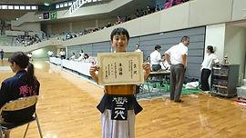 20190929学年別小6女子準優勝.JPG