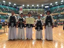 20190729東京大会 小学生パート2位.JPG