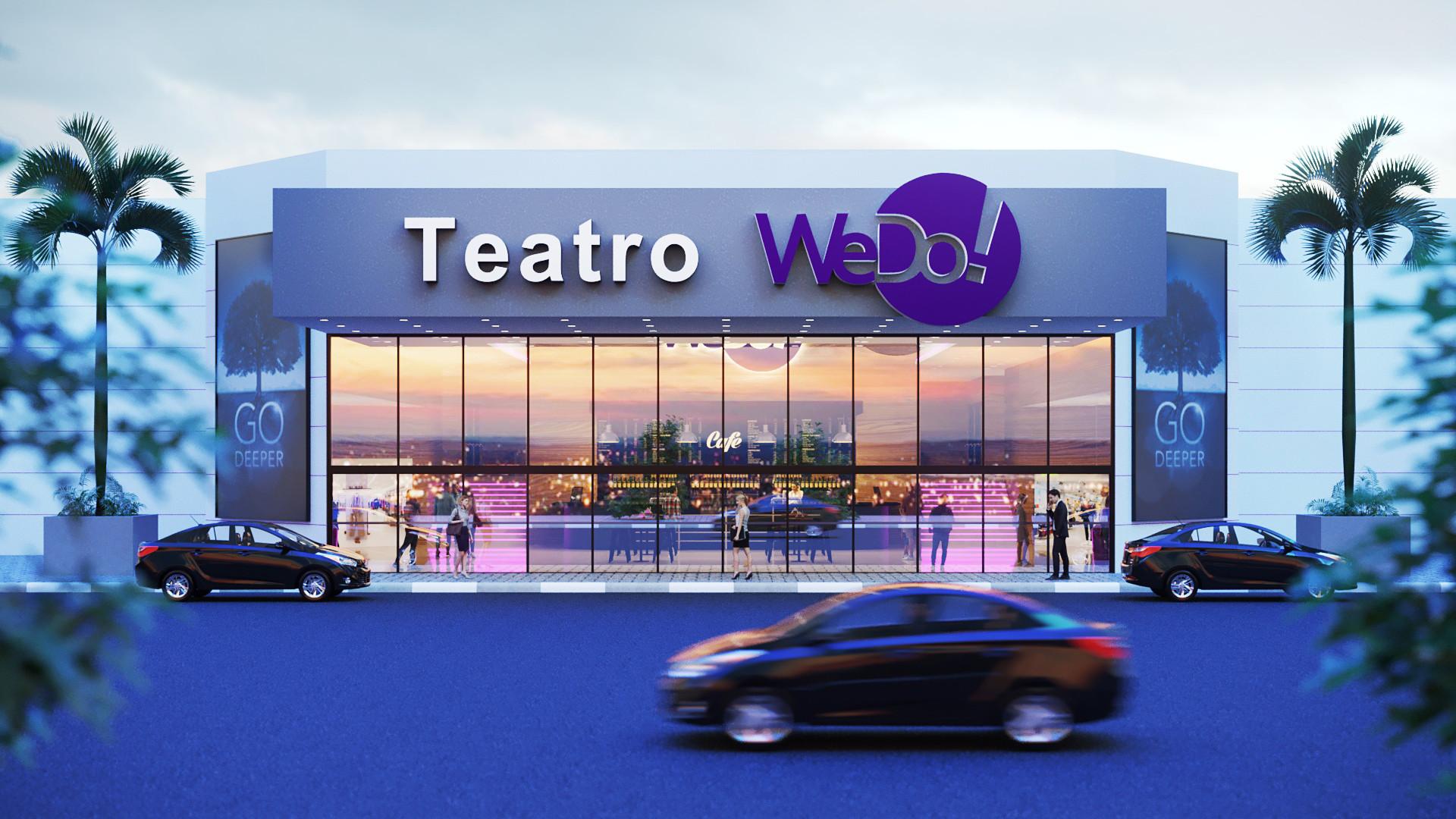 Fachada - Teatro WeDo!