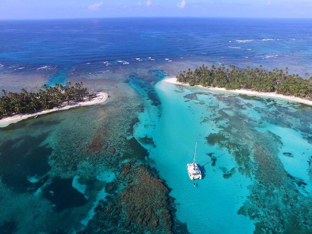 Sail Ipanema on Holandese Cays