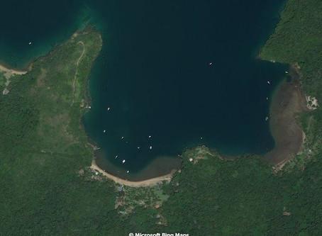 Best Anchorages in Ilha Grande, Brazil