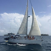 sail boat charter San Blas