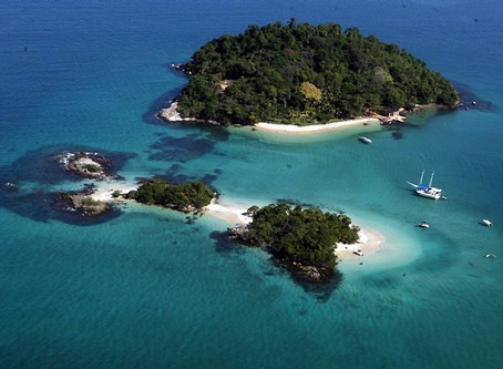 Top 6 Places to Sailing in Brazil.