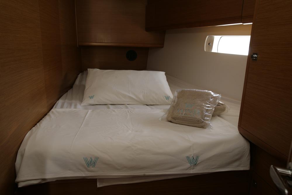 Privilege 37 cabin