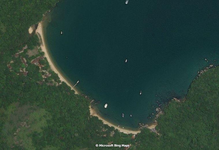 Praia do Pouso