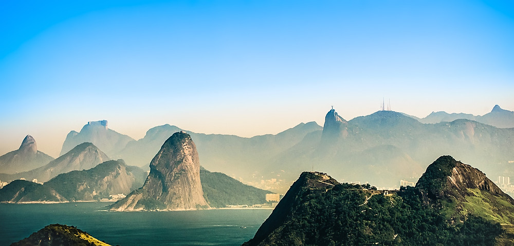 Bahia de Guanabara - Rio de Janeiro