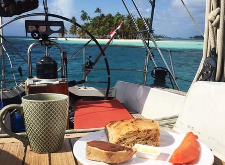 Top 7 Reasons to Choose a Sailboat Charter.