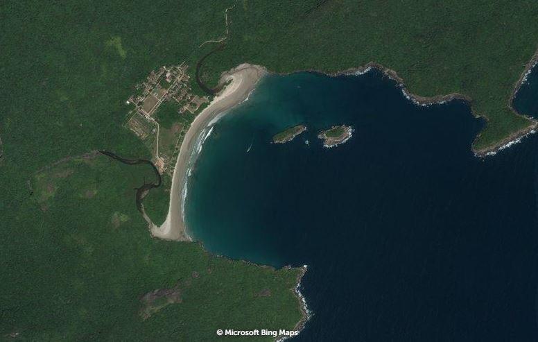Praia de Dois Rios