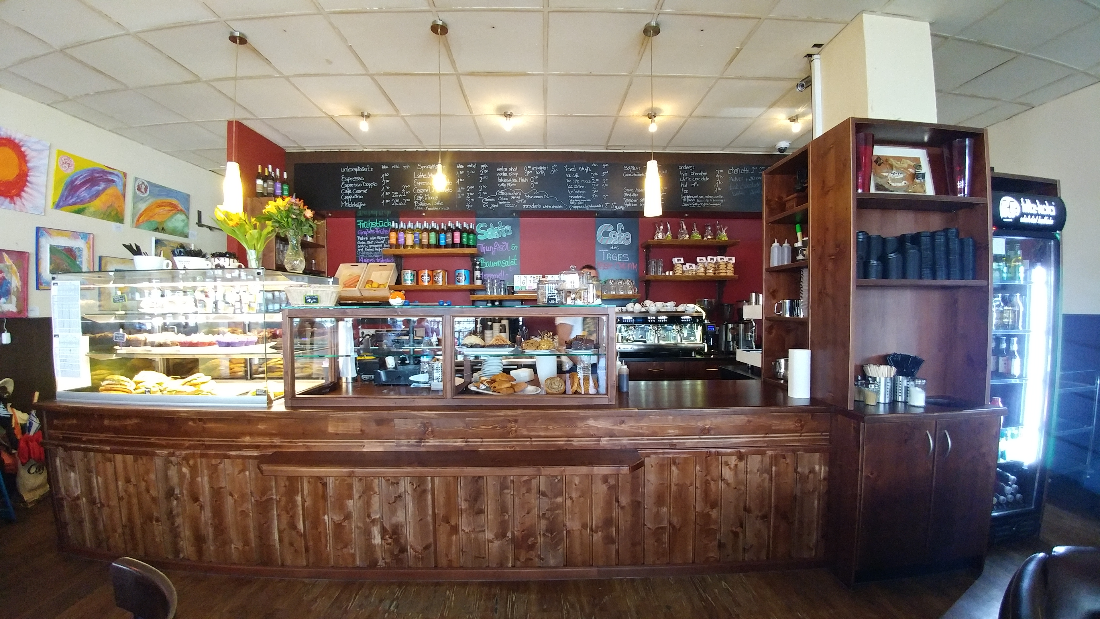 Theke Cafe-Sammo