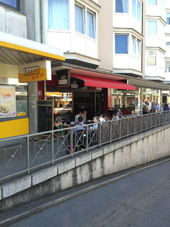 Cafe Sammo Mannheim