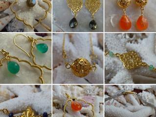 Nieuwe sieraden online!