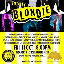 Blondie Tribute Night
