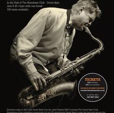 Jazz Night with Derek Nash