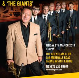 Ray Gelato & The Giants