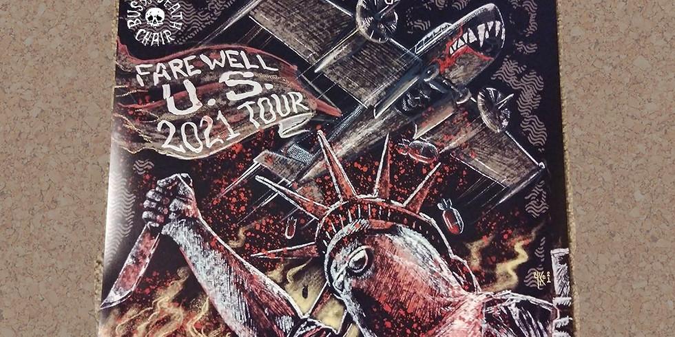 THE MURDER JUNKIES (30th Anniversary Farewell Tour)