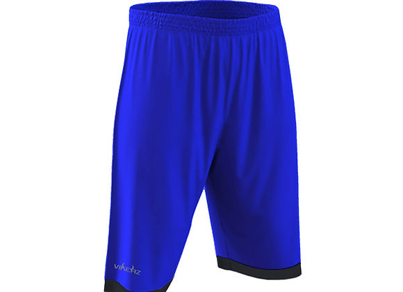 VBB2B04 - Royal Blue/Black Shorts
