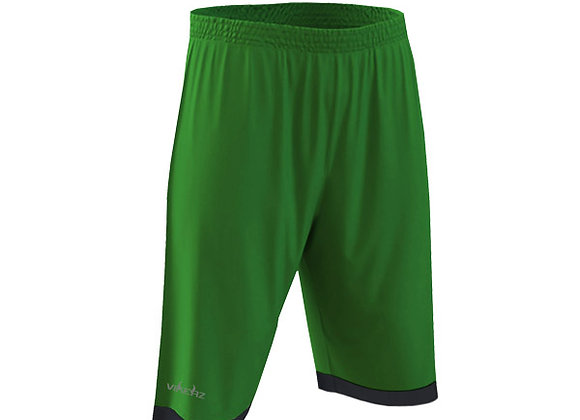 VBB2B05 - Greens/Black Shorts