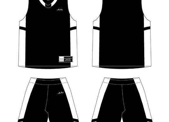 VBXII 125 - Black/White