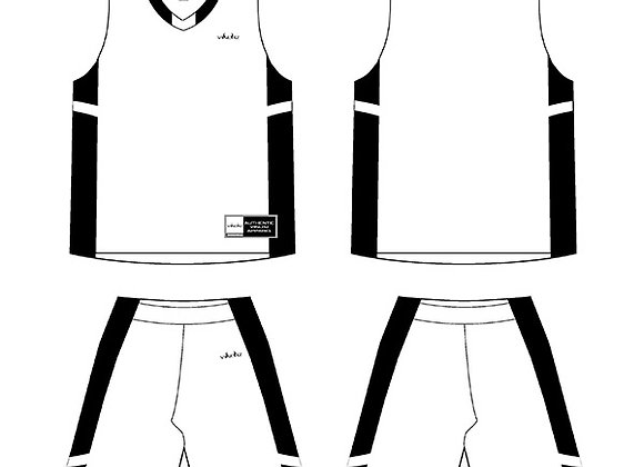VBXII 121 - White/Black