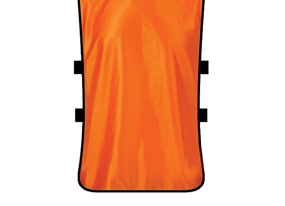 Orange Sports  Bibs Unisex