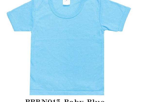 Blue Baby Tee