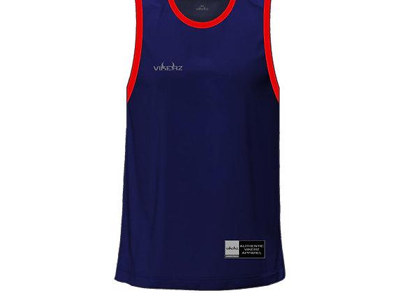 VBB2B07 - Navy Blue/Red Jerseys