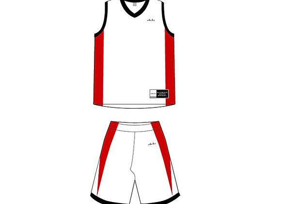 VBX3131 - White/Black/Red