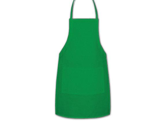 Green Full Apron