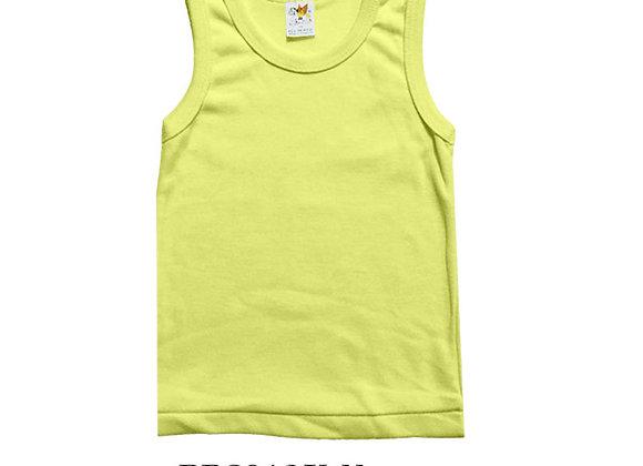Yellow Baby Singlet