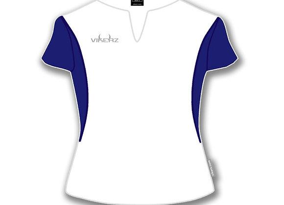 Ladies Vikerz White/Navy