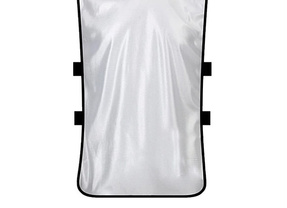 White Sports  Bibs Unisex