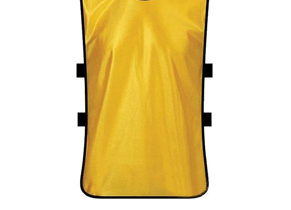Yellow Sports  Bibs Unisex