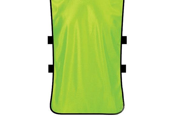 Neon Green Sports  Bibs Unisex