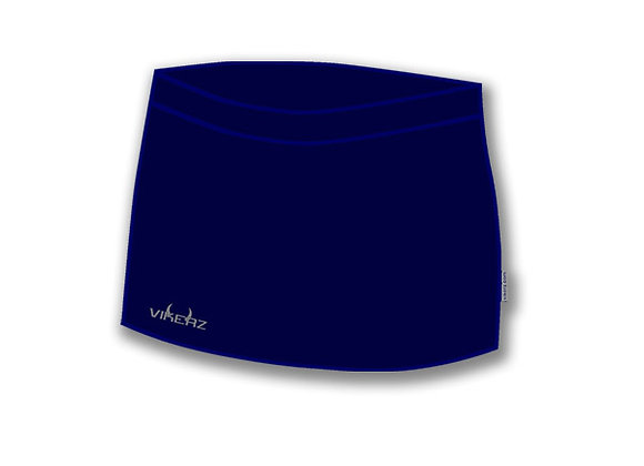 Navy Vikerz Ladies Skorts