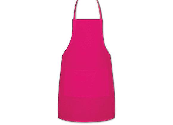 Pink Full Apron