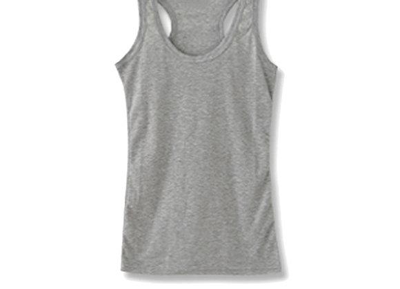 Grey Ladies Tank Top