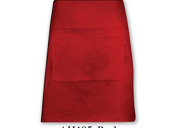 Red Waist Apron