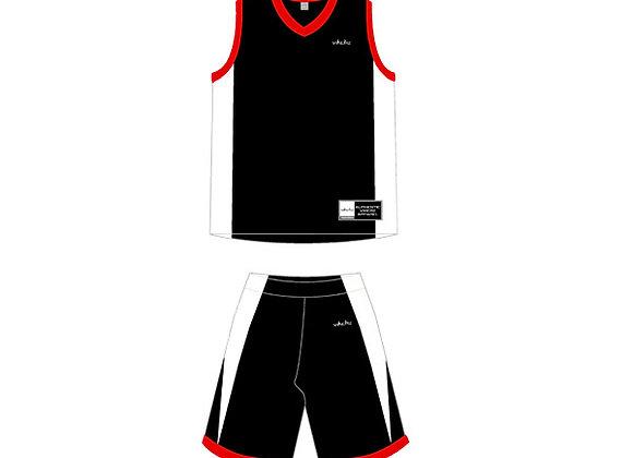VBX3135 - Black/Red/White