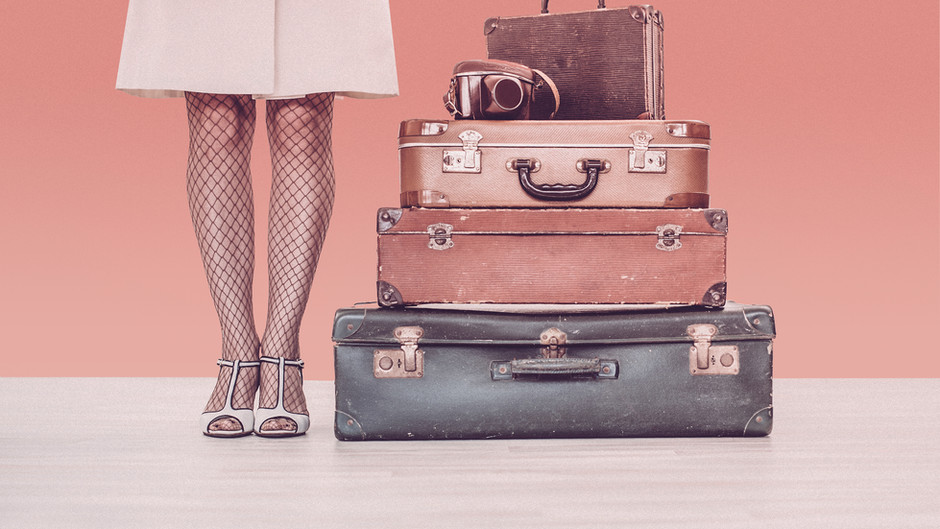 Suitcases, Backpacks, Duffels—Oh My!